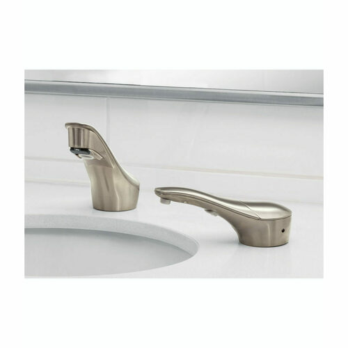 Bobrick 8875 Automatic Faucet Brushed Nickel