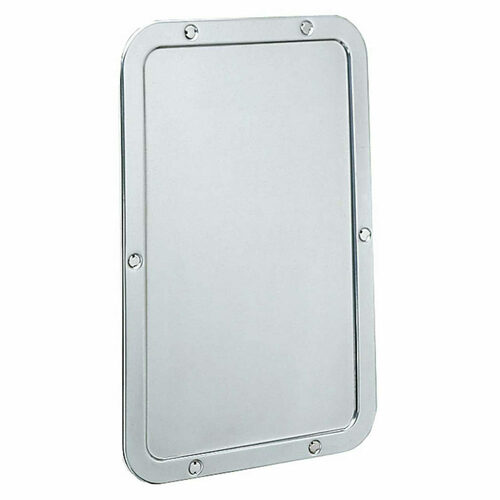 Bobrick 942 Frameless Mirror