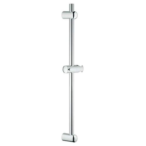 Grohe 27499000 Euphoria Wall Mount Shower Bar with Swivel Holder, Starlight Polished Chrome