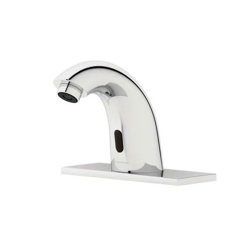Symmons SYMS6960B Origins ActivSense Sensor Bathroom Sink Faucet with optional Deck Plate, Polished Chrome