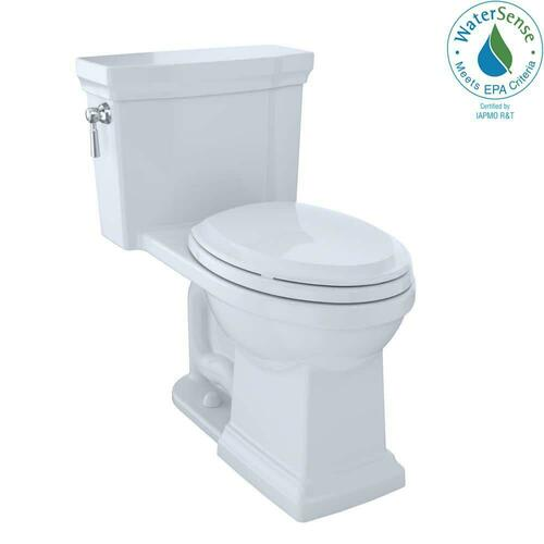 Toto MS814224CEFG#01 Promenade II 1.28 gpf Elongated One Piece Toilet, Cotton