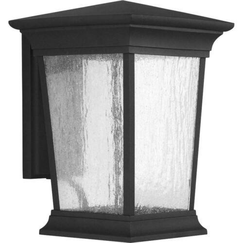 Progress Lighting P6069-3130K9 Arrive 17W 1-Light LED Large Wall Lantern, Black
