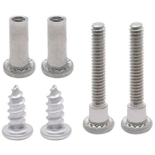 Jacknob 6114209 Screw Pack - 1-1/4