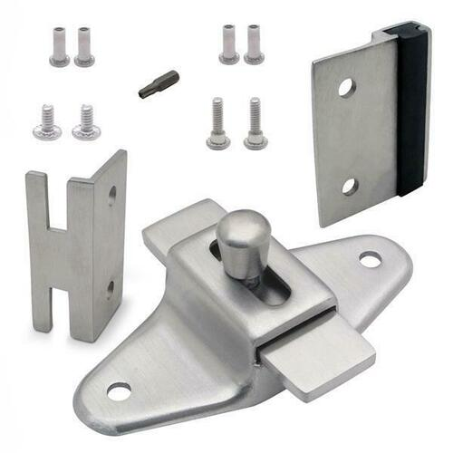 Jacknob 126923 Latch(5053), Strike & Keeper (5173/5183) Inswing Combo Pack Stainless