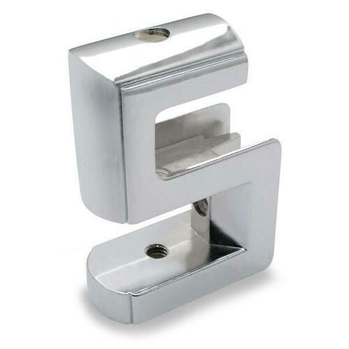 Jacknob 4540 Door Insert - Top -Chrome Plated