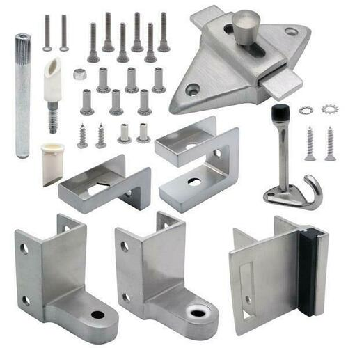 Jacknob 11903 Door Hardware -In-1