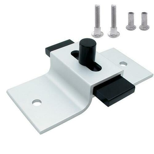 Jacknob 605054 Latch (5054) & Screw Pack-6Lp-Aluminum
