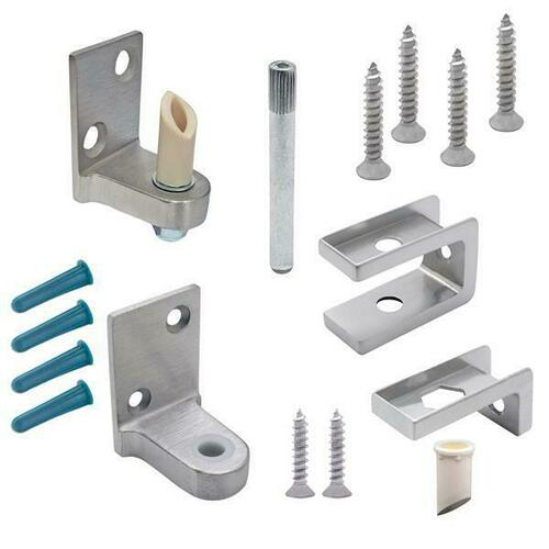 Jacknob 63793 Replacement( Flat) Hinge Pack 7/8