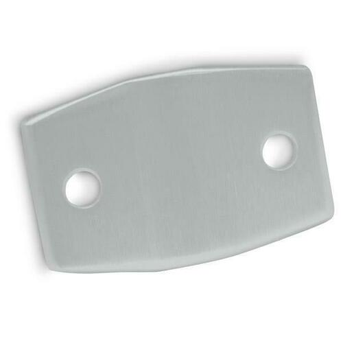 Jacknob 8343 Alcove Clip Stainless-For Laminate