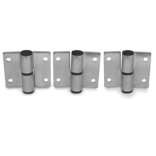 Jacknob 7179 Hinge-Surface Mounted (Rh-In/Lh-Out) .090