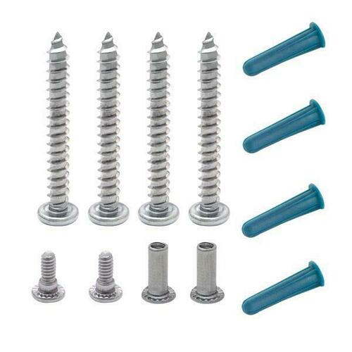 Jacknob 114229 Screw Pack - 3/4