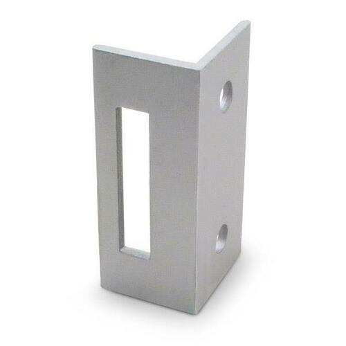 Jacknob 5164 Keeper-Surface Latch Aluminum 4100-Ka