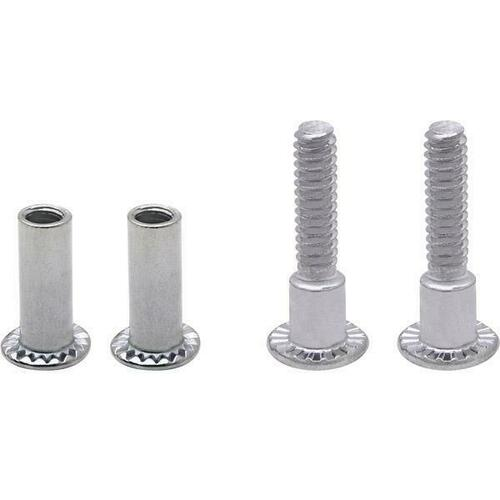Jacknob 80 Screw Pack - Latch, Hinge Or Strike And Keeper 1
