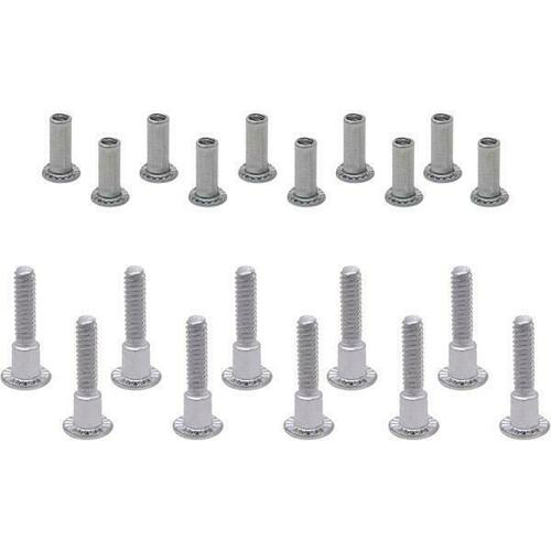Jacknob 529 Screw Pack - Continuous U-Bracket 1