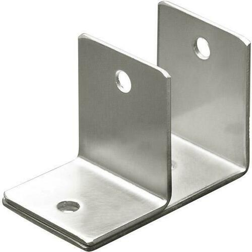 Jacknob 1859 Wall Bracket One Ear 1-1/4