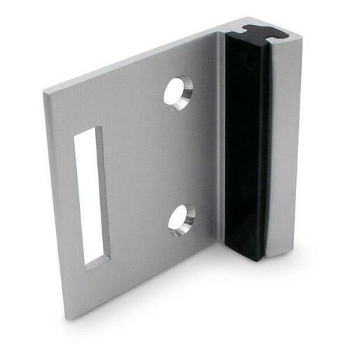 Jacknob 5144 Strike & Keeper (Inswing) Flat-Aluminum-Ca