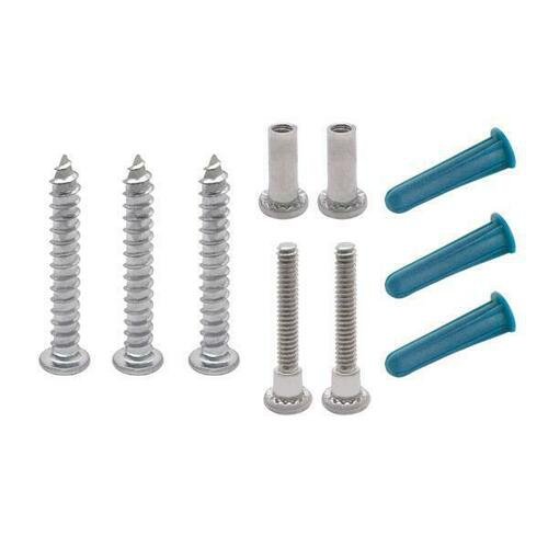 Jacknob 60289 Screw Pack - 8503 Pilaster Bracket Stainless