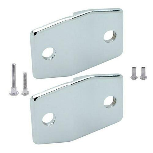 Jacknob 608340 Alcove Clips (2 Pcs #8340 + Screws) 6Lp