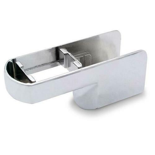 Jacknob 4060 Door Insert - Bottom-Chrome Plated
