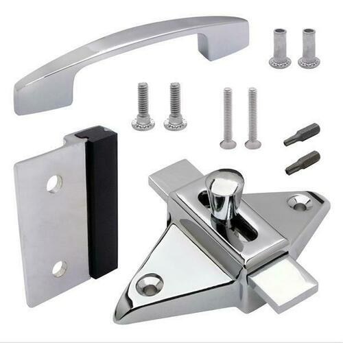 Jacknob 126700 Latch(5020), Strike & Keeper (5170), Pull (6200) Outswing Combo Pack