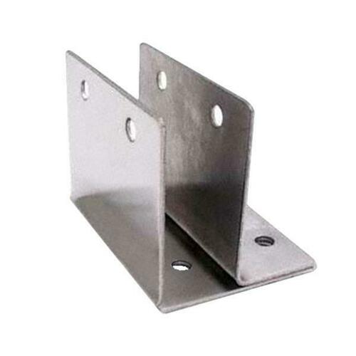 Jacknob 2299 Wall Bracket One Ear 1-1/4