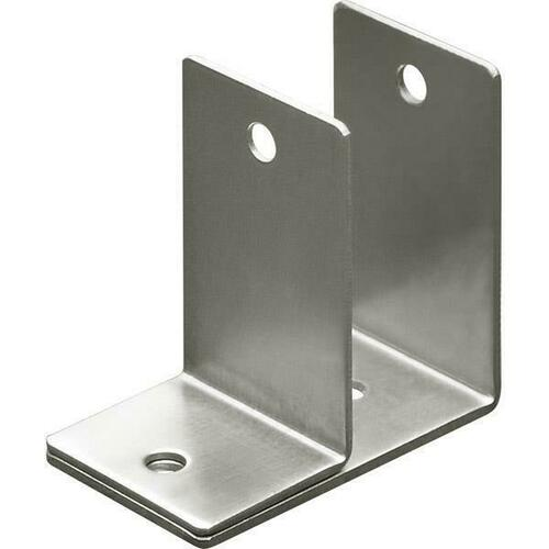 Jacknob 1849 Wall Bracket One Ear 1-1/4