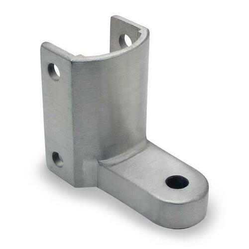 Jacknob 3013 Hinge Bracket Bottom Stainless 300S