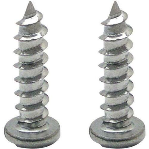 Jacknob 260 Screw Pack - Open End Pilaster Shoe