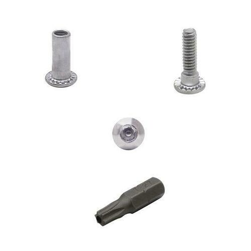 Jacknob 127100 Screw Pack -Barrel Nut 1/2