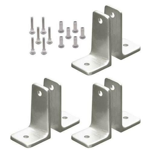 Jacknob 14053 Panel To Pilaster Pack 1