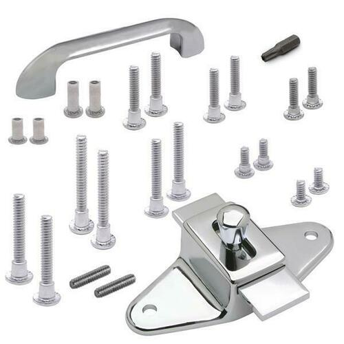 Jacknob 127380 Fix-It Kit Latch (5050) And Pull (5400) 1/2