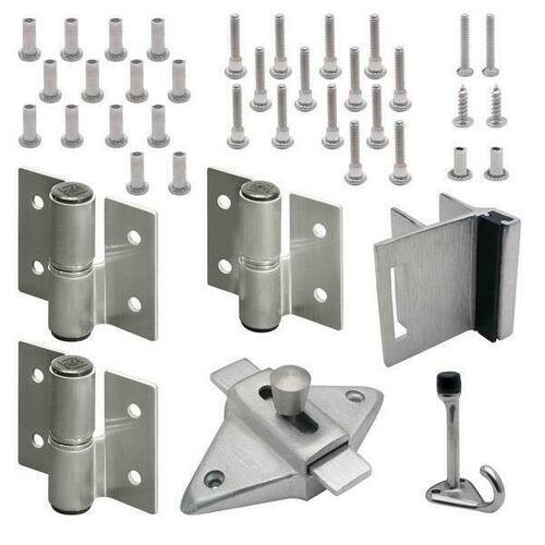 Jacknob 622503 Door Hardware (Lh-In) 1