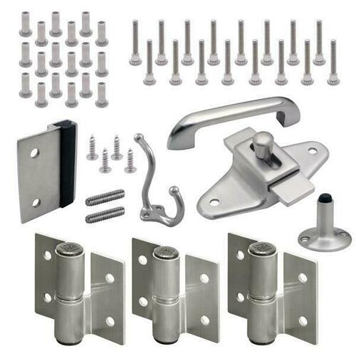 Jacknob 13723 Door Hardware (Lh-Out) 1-1/4
