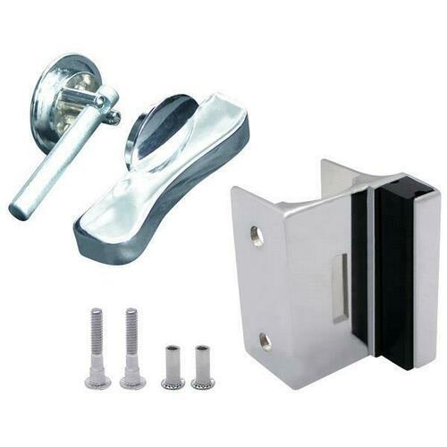 Jacknob 808000 Latch-Concealed-Straight Bar W/Keeper Pack L/ Ada