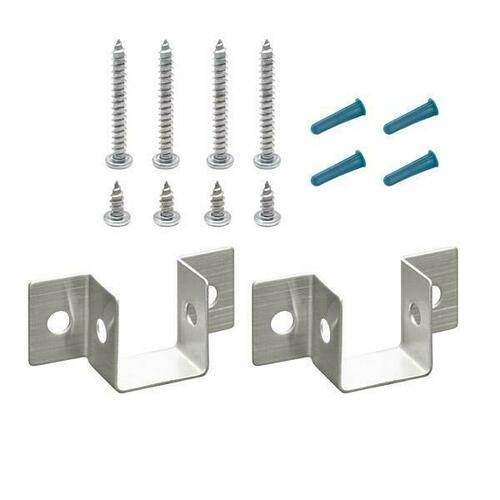 Jacknob 15739 Headrail Mounting Pack 1