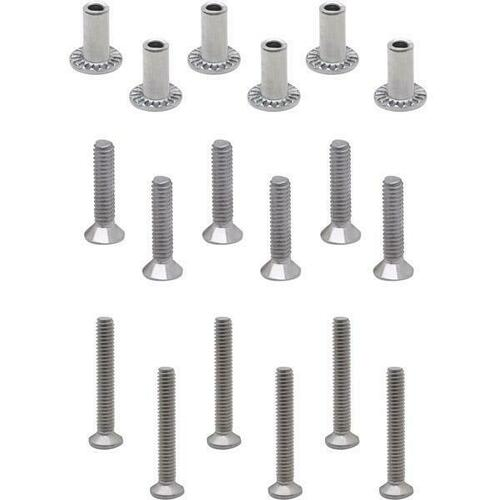 Jacknob 270 Screw Pack - 6251 Door Pull