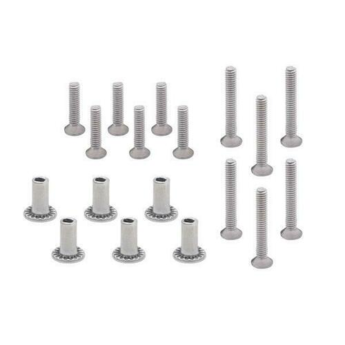 Jacknob 60279 Screw Pack - 6253 Door Pull Stainless 6Lp