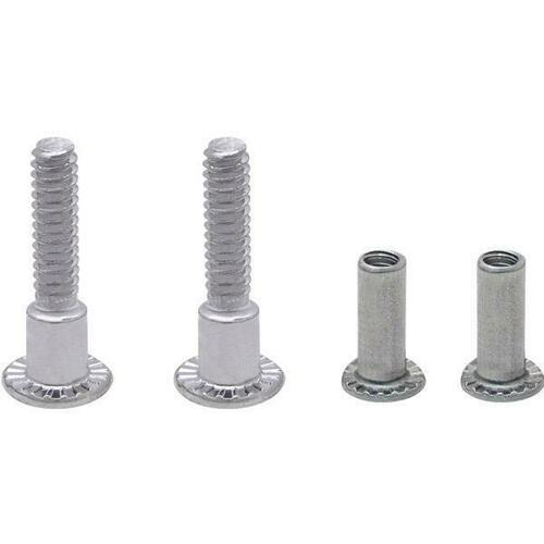Jacknob 379 Screw Pack - Hinge Or Strike & Keeper 1