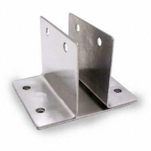 Jacknob 2229 Wall Bracket Two Ear 3/4