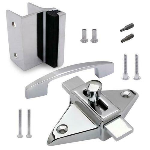 Jacknob 126860 Latch(5020), Strike & Keeper (5720), Pull (6200) Outswing Combo Pack