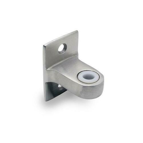 Jacknob 111723 Hinge Bracket Top Flat (Global) Stainless Steel