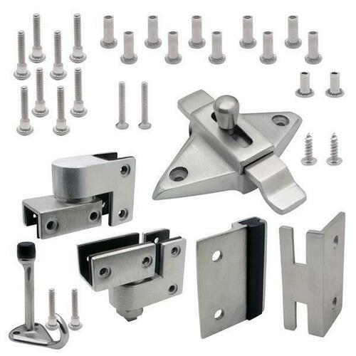 Jacknob 110993 Door Hardware (Inswing) 3/4