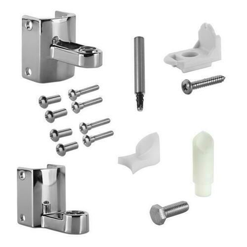 Jacknob 63810 Replacement Hinge Pack-Accu Steel (Old Style)