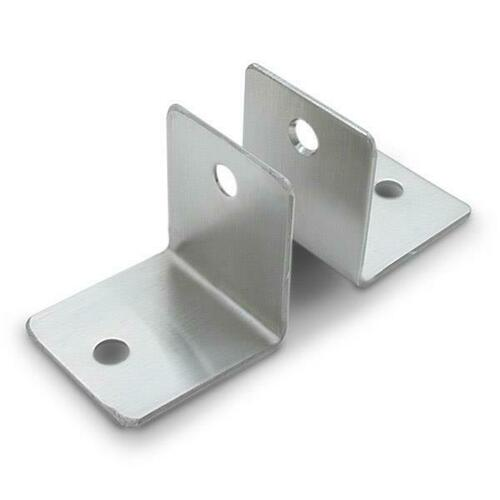 Jacknob 1589 Wall Bracket 2 Piece Mini Crss