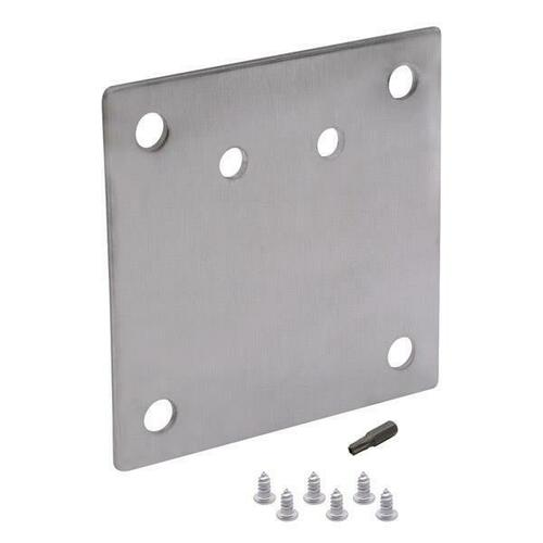 Jacknob 111439 Fix-It Kit-Hook Plate W/Fasteners