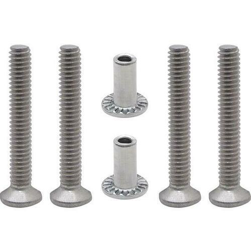 Jacknob 50 Screw Pack - 5020 Latch