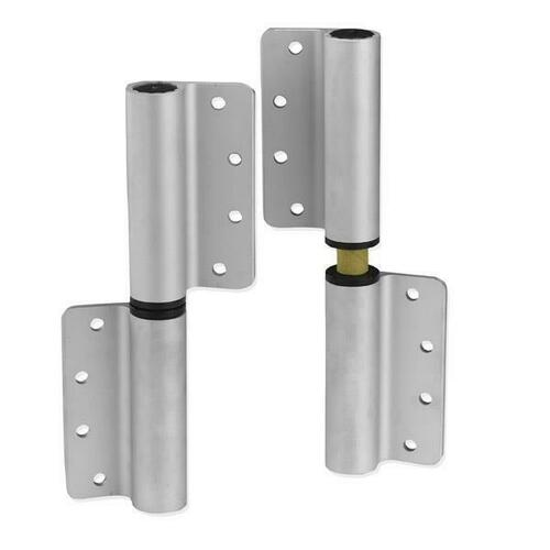 Jacknob 123308 Hinge-Surface Mounted (Rh-In/Lh-Out) Flat- 7978 Aluminum-Ca