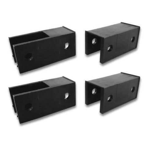 Jacknob 103055 Hinge Inserts - For 7813 - 3/4