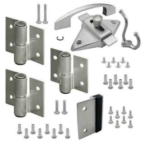 Jacknob 629813 Door Hardware (Rh-Out) 1/2