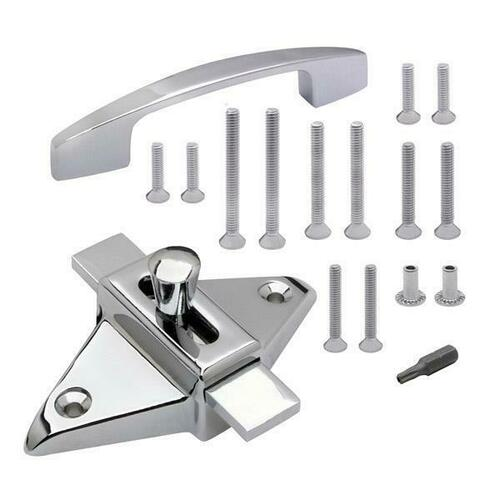 Jacknob 127370 Fix-It Kit Latch (5020) And Pull (6200) 1/2